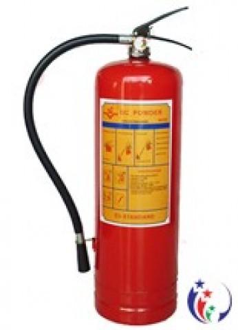 Bình chữa cháy bột ABC MFZL8 8kg