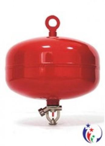 Bình cầu chữa cháy tự động bột BC XZFTB6 6kg
