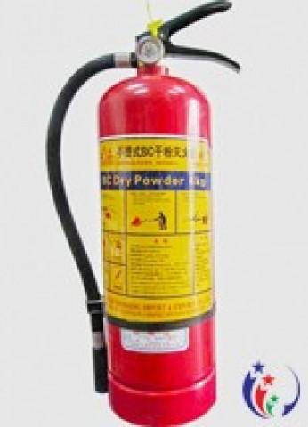 Bình cứu hỏa xách tay bột khô tổng hợp BC 4kg