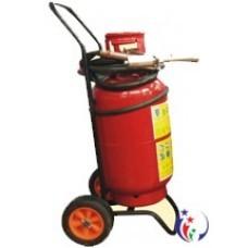 Bình cứu hỏa xe kéo bột khô tổng hợp BC 35kg