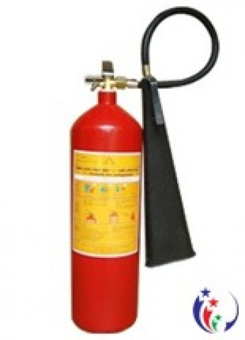 Bình CO2 cứu hỏa loại xách tay 5kg