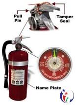 Nạp sạc, bảo dưỡng bình chữa cháy bột khô tổng hợp