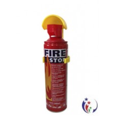 Bình chữa cháy mini fire stop 500ml cho xe hơi ô tô