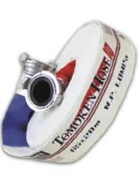 Cuộn vòi chữa cháy Tomoken Nhật Bản D65 10bar