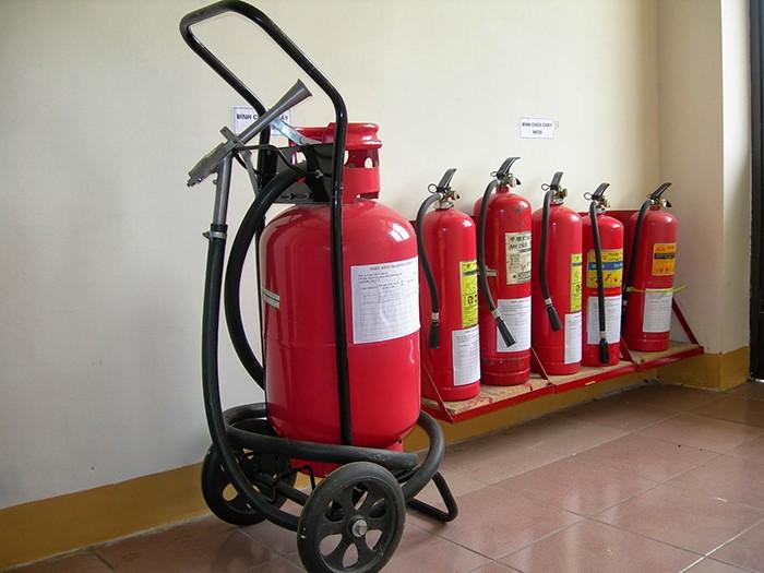 Địa điểm cung cấp thiết bị cứu hỏa chữa cháy được kiểm định chất lượng cấp chứng nhận bới cục pccc tại TpHCM 1