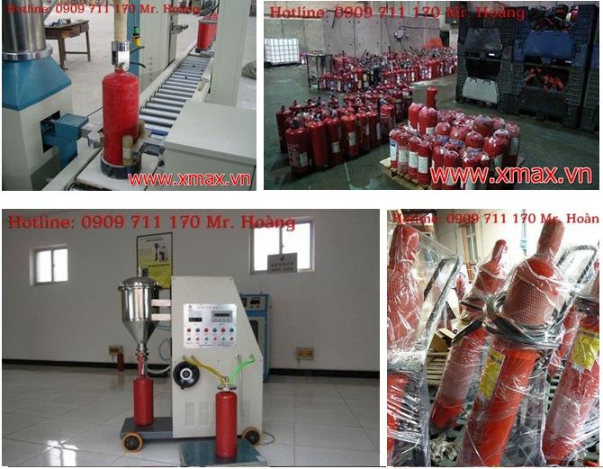 Cửa hàng bán bình chữa cháy bột BCMFZ và khí CO2MT tại thành phố Hồ Chí Minh có dịch vụ giao hàng tận nơi miễn phí 1