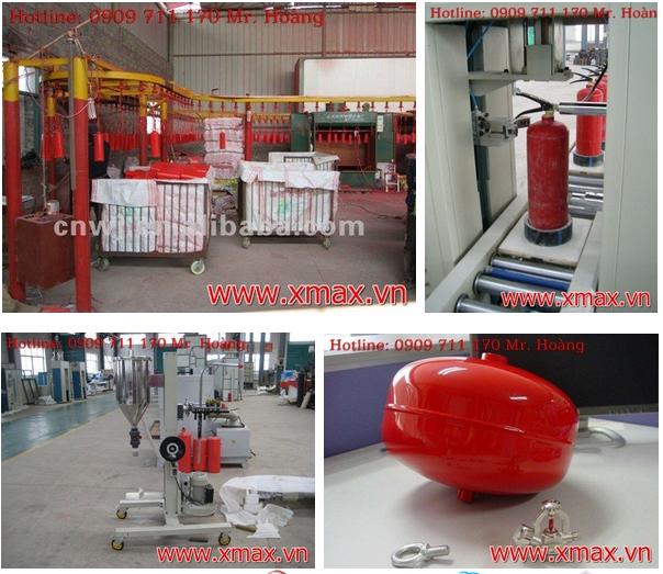 Cửa hàng bán bình chữa cháy bột BCMFZ và khí CO2MT tại thành phố Hồ Chí Minh có dịch vụ giao hàng tận nơi miễn phí 2