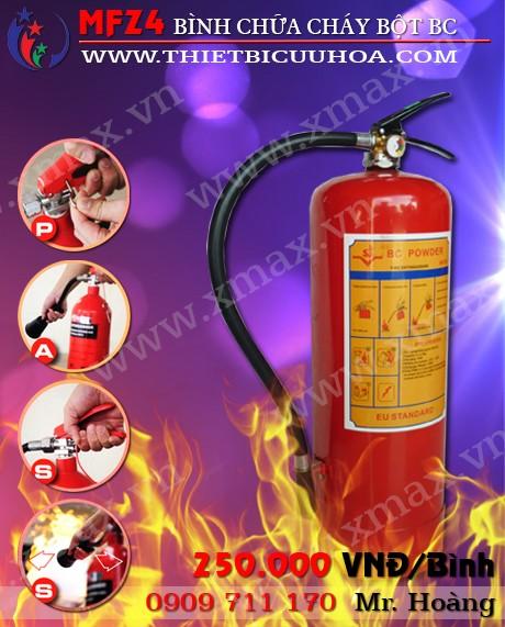 Catalog và bảng báo giá bình chữa cháy để quý khách hàng tham khảo chọn lựa sản phẩm phù hợp 4