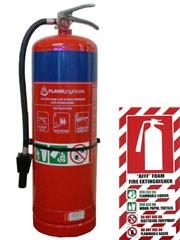 Một vài phương pháp giúp phân biệt thành phần và công dụng của từng loại bình cứu hỏa 2014 phần 4