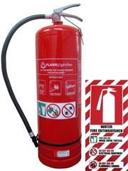 Một vài phương pháp giúp phân biệt thành phần và công dụng của từng loại bình cứu hỏa 2014 phần 5