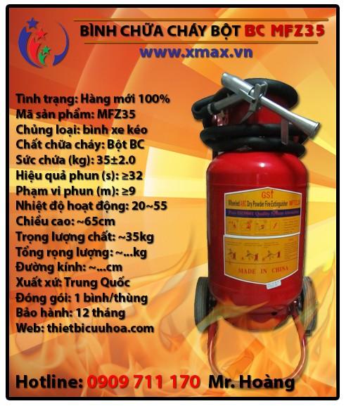 Một vài phương pháp giúp phân biệt thành phần và công dụng của từng loại bình cứu hỏa 2014 phần 8