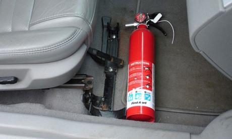Trả lời về bình chữa cháy ô tô từ a-z khi lắp đặt - 0909711170 1