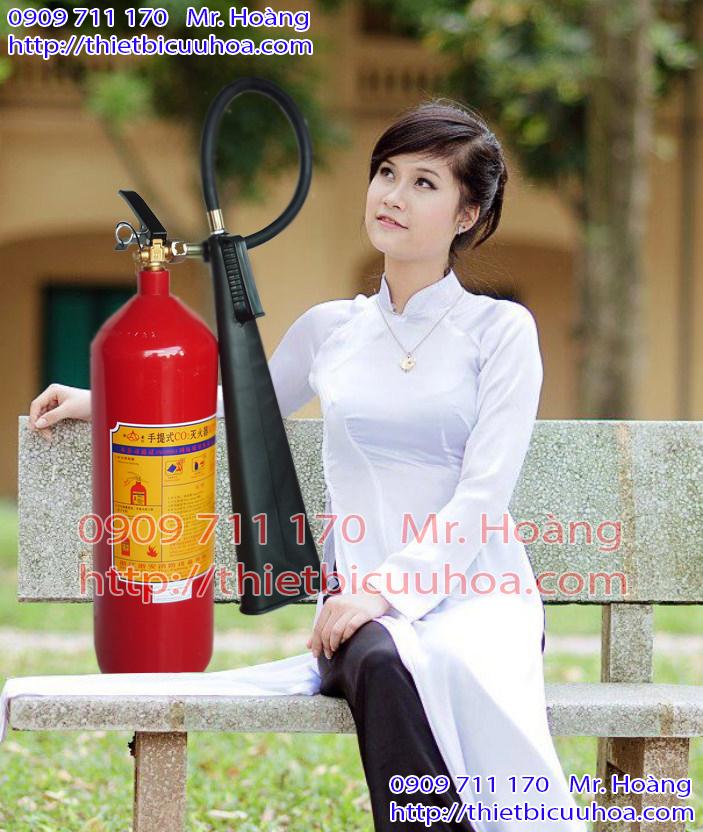 Hướng dẫn sử dụng bình chữa cháy toàn tập từ A đến Z