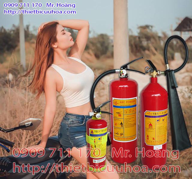 Giá mua bán bình chữa cháy loại nhỏ cho hộ gia đình ở đâu tốt?