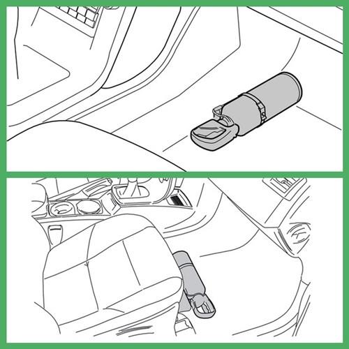 Bán bình chữa cháy mini cho ô tô xe tải giá rẻ - Bảng báo giá 2016 ảnh 8