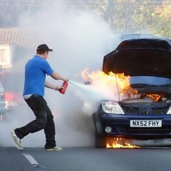 Bình chữa cháy ô tô giá rẻ các loại 500ml, 1000ml, 1kg, 2kg, 4kg chính hãng 2016 ảnh 6